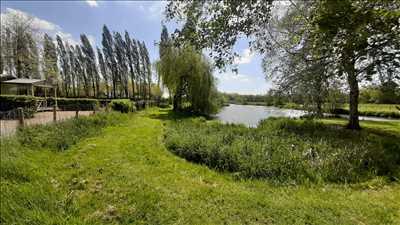 Photo camping 3 étoiles n°116 zone Sarthe par Camping de la Vègre***