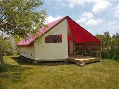 Photo camping familial n°60 zone Vendée par SAS LES CHAGNELLES
