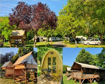 Photo camping 2 étoiles n°66 à Mende par Jean Yves