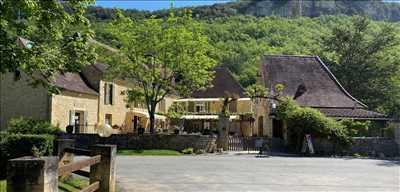 Exemple camping 4 étoiles n°69 zone Dordogne par Camping Maisonneuve