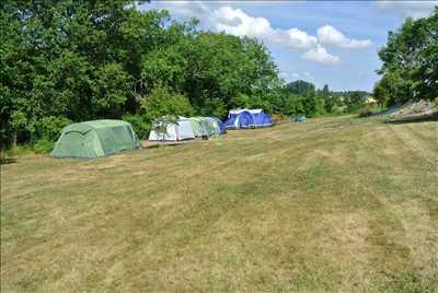 Exemple camping familial n°77 zone Charentes par Chez Sarrazin Gites et Camping