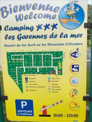 Exemple camping 3 étoiles n°81 zone Seine Maritime par isabelle