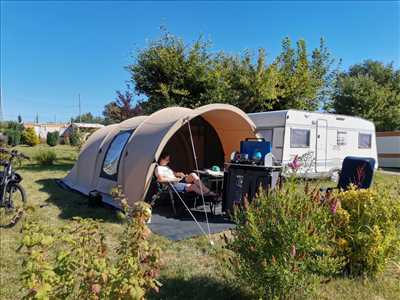 Photo camping 3 étoiles n°88 zone Seine Maritime par camping les garennes de la mer ***