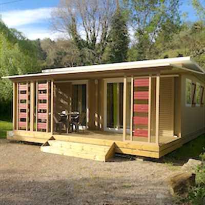 Exemple camping 3 étoiles n°93 zone Hérault par CAMPING DES SOURCES
